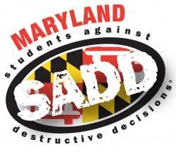 SADD Marylnd Logo