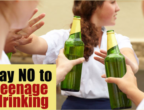Help Your Child Say No to Alcohol