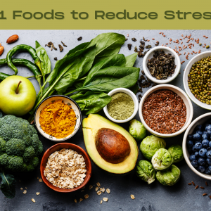 21 Foods to Reduce Stress