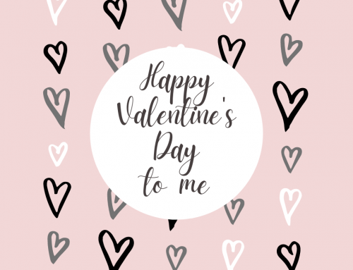 A Mental Wellness Valentine for Yourself