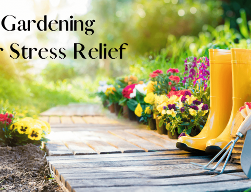 Gardening for Stress-Reduction and Mental Health
