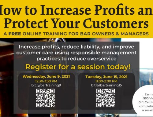 Free Training for Bar Owners and Managers!