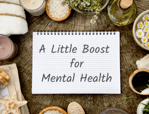 A Boost to Mental Wellness: Finding Joy in the Little Things