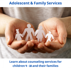 Adolescent & Family Services