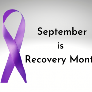 September is Recovery Month