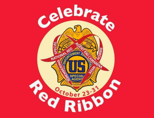 You're invited toDEA'sVirtual Red Ribbon Rally, October 5th